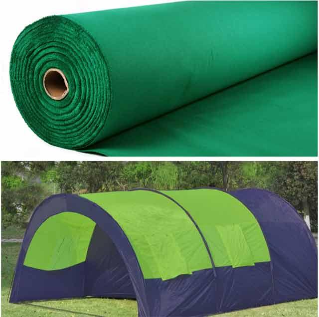 палатка из полиэстера